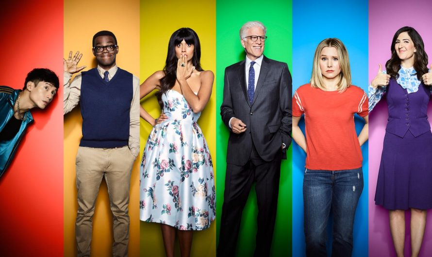 Le dernier épisode de The Good Place